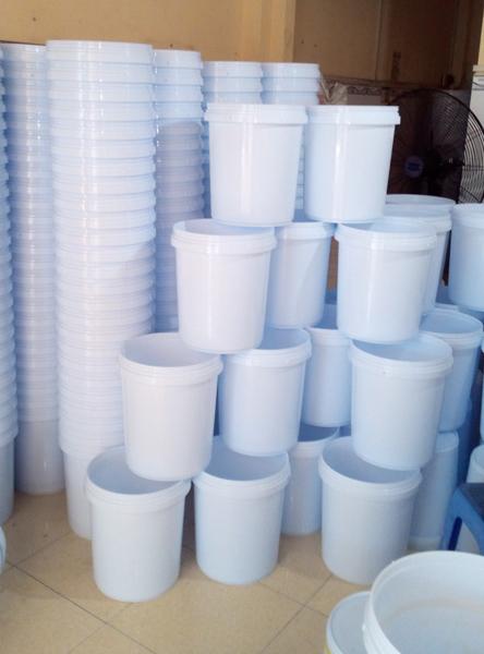 Thùng nhựa PP đựng sơn nước